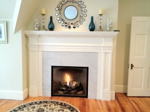 Custom Gas Fireplaces ...