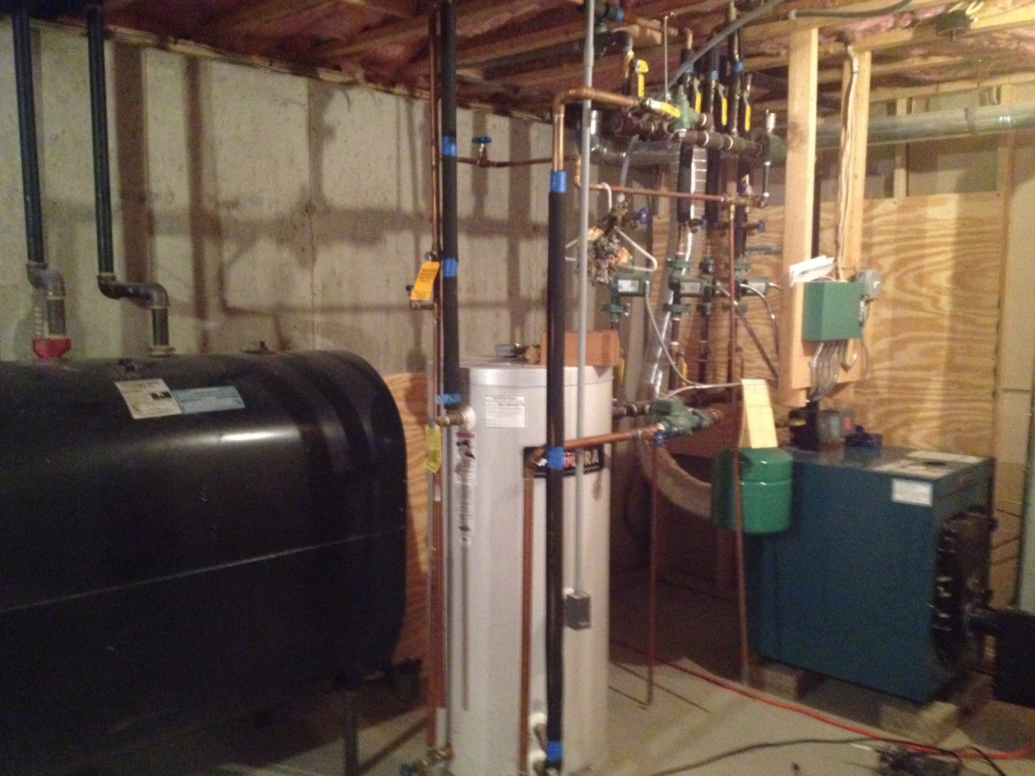 Oil To Gas Conversion South Shore Ma